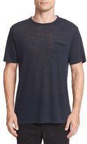 Rag & Bone Men's Owen Slub Linen T-Shirt
