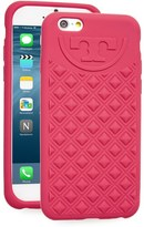 Tory Burch Marion Quilted Silicone iPhone 6/6s Case