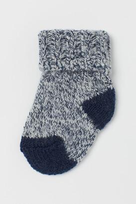 H&M Wool-blend Socks