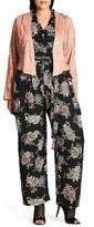 City Chic Lace Crop Jacket (Plus Size)
