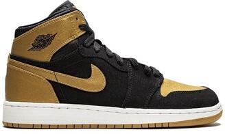 Nike Kids Air Jordan 1 Retro High BG sneakers