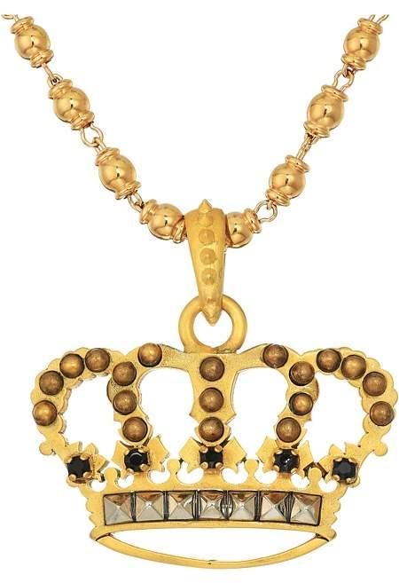 Dolce & Gabbana Crown Necklace