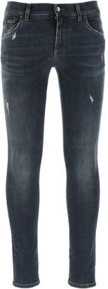 Dolce & Gabbana Skinny Denim Jeans