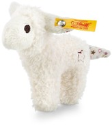 Steiff Mini Lamb with Rattle and Rustling- 11cm
