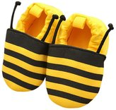 Happy Cherry Little Bee Infant Toddler Anti-skid Soft Sole Indoor Crib First Walker Baby Shoes