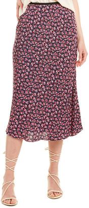 Diane von Furstenberg Mae Midi Skirt