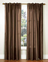 Home Studio Pack of 2 Faux Silk Window Panels