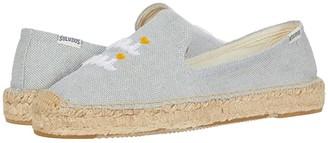 Soludos Oui Oui Platform Espadrille (Chambray) Women's Shoes