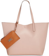 Style&Co. Style & Co Clean Cut Reversible Tote with Wristlet, Only at Macy's