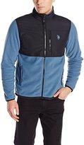 U.S. Polo Assn. Men's Polar-Fleece Jacket