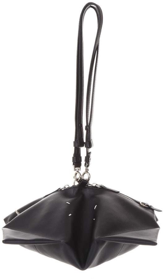 Maison Margiela Multifunctional Folding Leather Bag