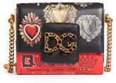 Dolce & Gabbana Millennials Leather Crossbody Bag