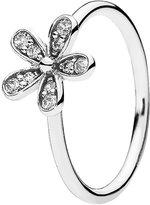 Pandora Ring Dazzling Daisy with Clear CZ 190932CZ-52 6 US, 52 Euro
