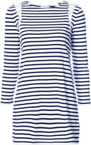 A.L.C. striped T-shirt dress - women - Cotton - S