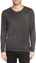John Varvatos Long Sleeve Cotton Tee