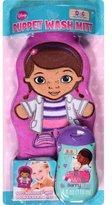Disney Doc McStuffins Berry Fine Wash Mitt Puppet Bath Gift Set, 2 pc