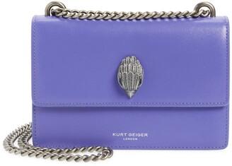 Kurt Geiger London Shoreditch Leather Crossbody Bag