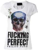 Philipp Plein 'Around The World' T-shirt