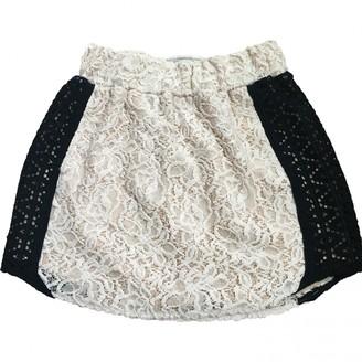 Heimstone Pink Cotton Skirts