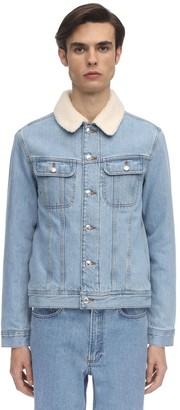 A.P.C. Julien Cotton Denim Jacket