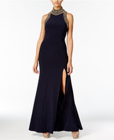 Blondie Nites Juniors' Embellished Gown