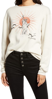 Treasure & Bond Graphic Sweatshirt