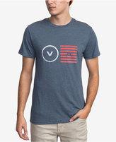 RVCA Men's Opposite Objects Logo-Print T-Shirt