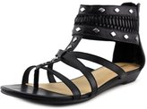 Nine West Chatterbox Women US 6.5 Gladiator Sandal