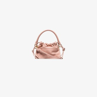 Yuzefi pink mini Bom soft leather bag