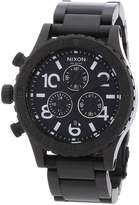 Nixon Men's A037-001 Titanium Analog Dial Watch