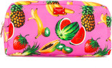 Dolce & Gabbana fruit print make-up bag - women - Polyamide - One Size