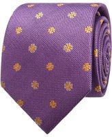 Geoffrey Beene Spaced Floral Tie