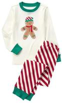 Gymboree Gingerbread 2-Piece Gymmies®