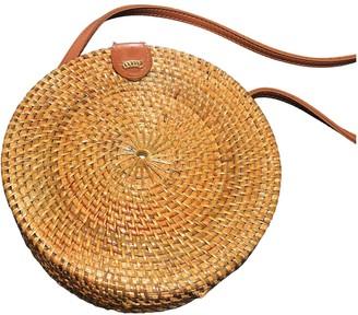 Non Signã© / Unsigned Brown Wicker Handbags
