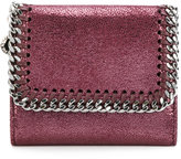 Stella McCartney small Falabella wallet - women - Artificial Leather - One Size