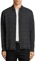 AllSaints New Romantic Slim Fit Button-Down Shirt