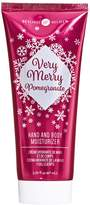 Beyond Belief Holiday Lotion A Very Merry Pomegranate