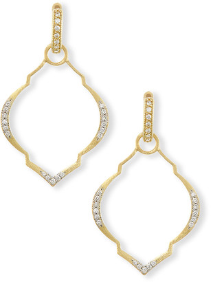 Jude Frances Casablanca Moroccan Earring Charms with Diamonds