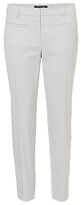 Betty Barclay Cotton Blend Trousers, Light Silver