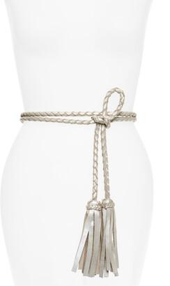 ADA 'Fringe Soga' Wrap Belt