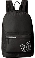 DC Bunker Solid Backpack Bags