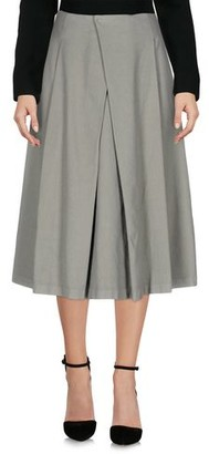 European Culture 3/4 length skirt