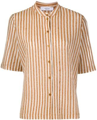 Roseanna Canvas Skinney striped shirt