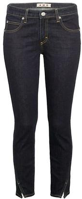 Amo Twist Skinny Jeans