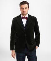 Brooks Brothers Regent Fit Velvet Tuxedo Jacket