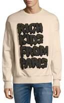 Eleven Paris Rich Kids From Paris Cotton Sweatshirt