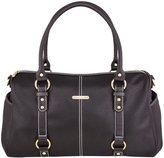 Timi & Leslie Madison 7-Piece Diaper Bag Set - Black Edition