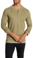 Vintage 1946 Ribbed Henley Shirt