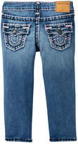 True Religion Casey Combo Super T Jean (Toddler & Little Girls)