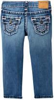 True Religion Casey Combo Super T Jeans (Toddler & Little Girls)